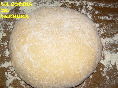 Masa empanada 1