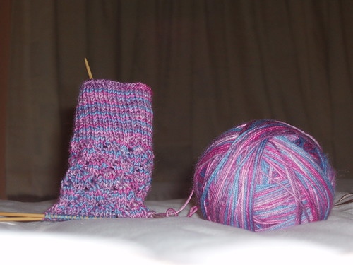 Knitting Vintage Socks Nancy Bush : Latest progress knit inc