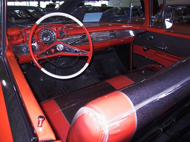 57 Chevy Interior Pictures To Pin On Pinterest Pinsdaddy