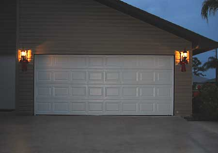 GB's garage door