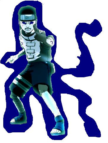 2 Tailed Demon Neji