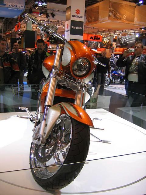 Suzuki Cruiser Motorcycles Uk