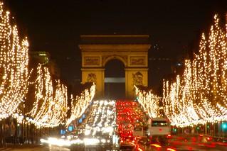 Paris. Champs Elisées