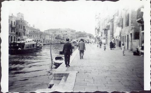 Venice cropped Kodak Velox paper