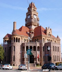Wise County Courthouse (Decatur, Texas)