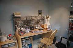 Jewelry making station | by Pam Brisse