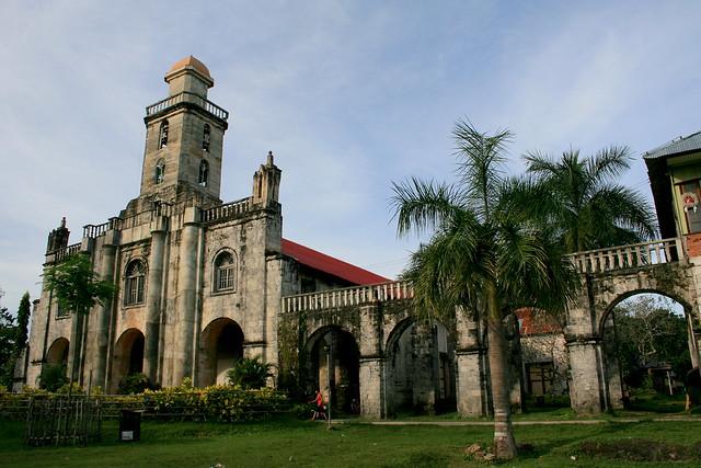 2231747066_2b82e11c5a_z - The Beautiful Albur Parish Church - Alburquerque - Bohol