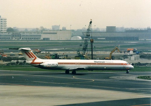 MARTINAIR MD 82 PH-MCD(cn1079)