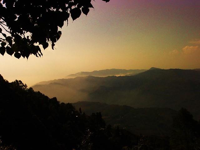 kurseong-hills