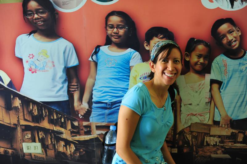 Compassion Bloggers visit the Philippines