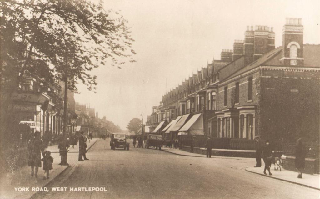 York Road, West Hartlepool