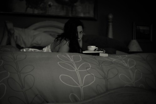 315/365 ~ Black Coffee in Bed