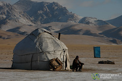 Song Kul Horse Trek - Kyrgyzstan