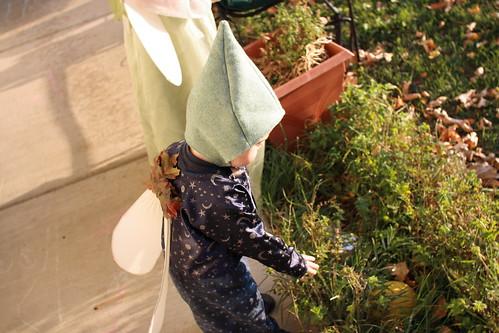 garden fairy boy