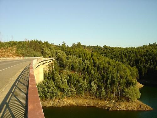 Albufeira da Aguieira - Portugal