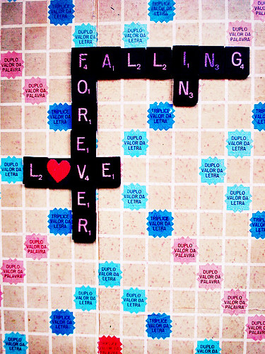 We Are Forever Falling in Love