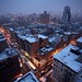 Snow on the LES | New York City by ldandersen