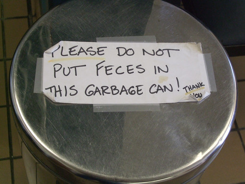 No Feces!