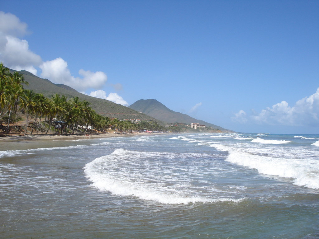 Пляж Плайя Гуакуко