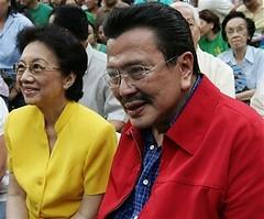 filipino president joseph estrada big dick