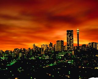 Joburg Nights - South Africa