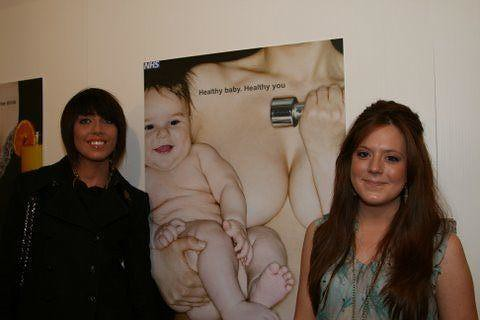 3Get Britain Breastfeeding Exhibition launch - Photo Ruth Corney