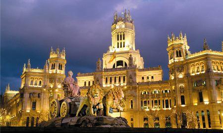 Lugares para decidir que visitar en madrid viajeros ex ticos for Arquitectura que ver en madrid