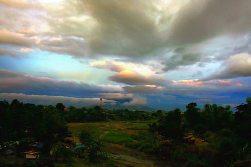 pink blue light sky color nature clouds canon landscape asia 2007 xeno bej 400d mywinners aplusphoto