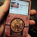 steampunk ipod skin