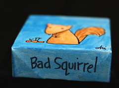 Bad Squirrel