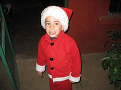 child(1.0), clothing(1.0), red(1.0), santa claus(1.0), costume(1.0), christmas(1.0), boy(1.0), toddler(1.0),