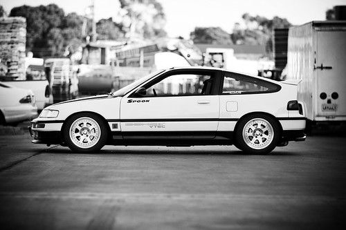 Toma Woo's Honda CRX by RKT Vision
