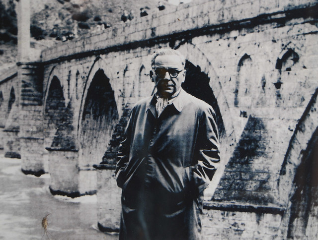 Ivo Andric and the Bridge over the Drina