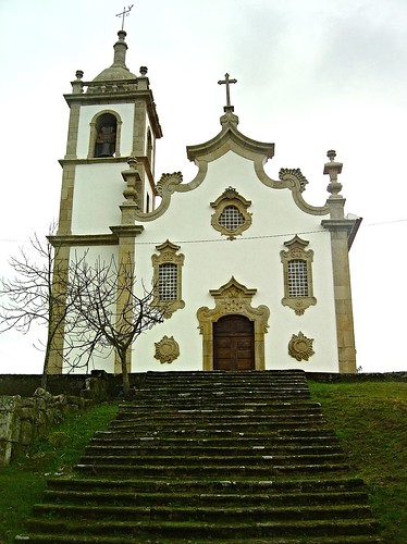 Igreja Matriz de Ribafeita - Portugal