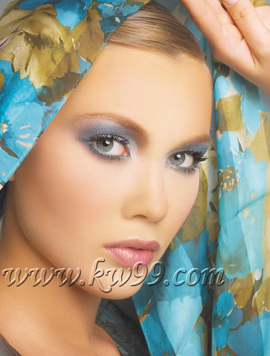 arab make up style