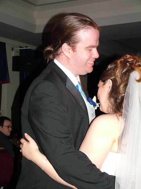 Metallica Wedding Cake Topper