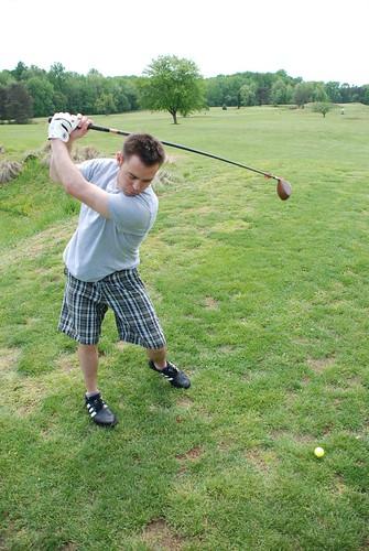 golf swing driver