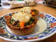 Shepherd's Pie Tartlets