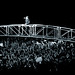 U2 360 - Bono on the Bridge
