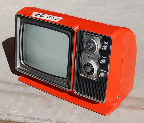 Zenith Television Set, 1977