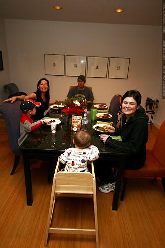 christmas dinner    MG 7828