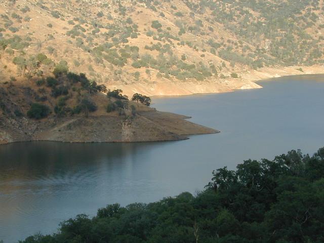 Pine Flat Reservoir