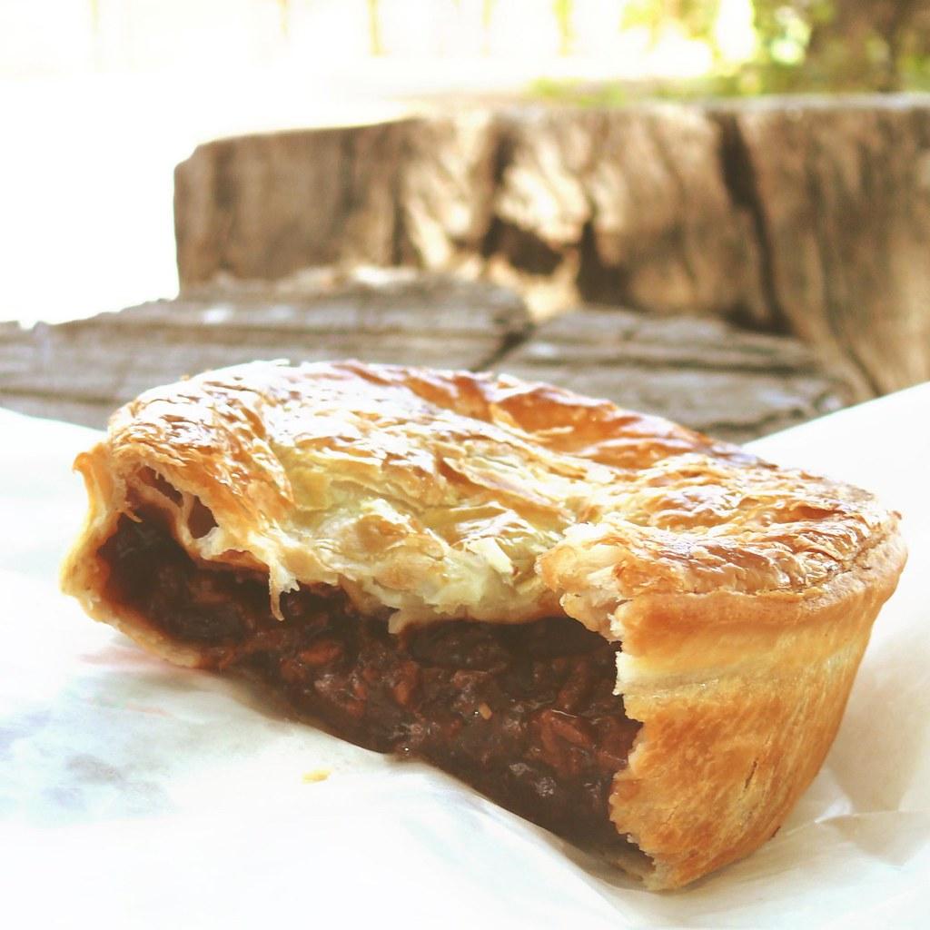 Parker Pie. ground beef