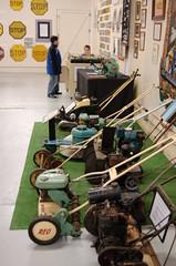 REO lawn mower display R E Olds Museum Lansing MI 2-9-2008 040 N