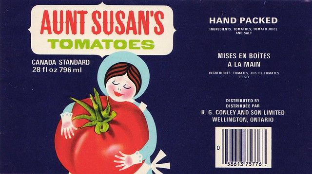 Aunt Susan's Tomatoes