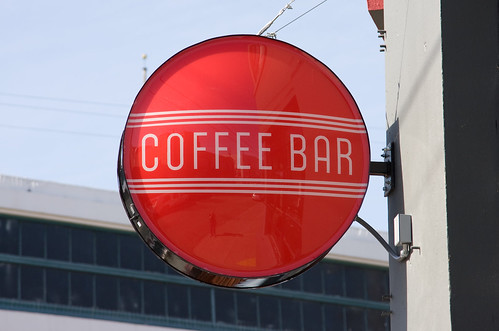 Coffee Bar by Scott Beale