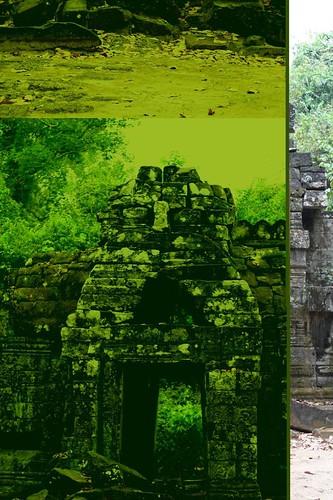 *broken data*broken image of broken temple