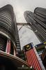 Petronas Twin Towers by fesign