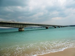Kouri Bridge 古宇利大橋
