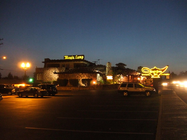 Magic Lamp Inn, Route 66, Rancho Cucamonga, CA